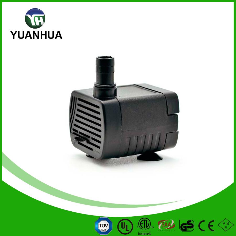 Yuanhua mini bomba sumergible para fuente de agua de mesa - Bomba de agua fuente ...