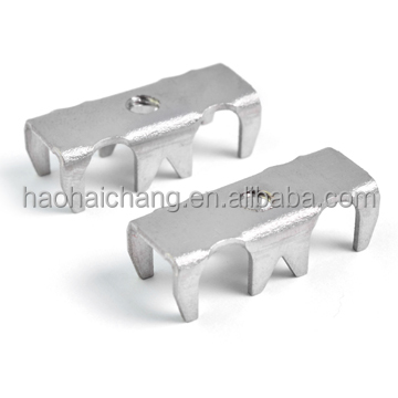 Precision Sheet Metal Stamping Part aluminum angle bracket