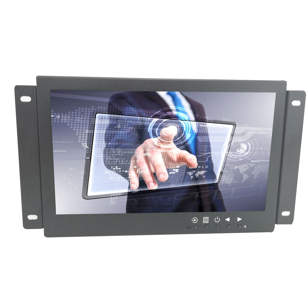 10.1 Inch Industrial Capacitive IR Touch Screen TFT <strong>LCD</strong>/<strong>LED</strong> Monitor