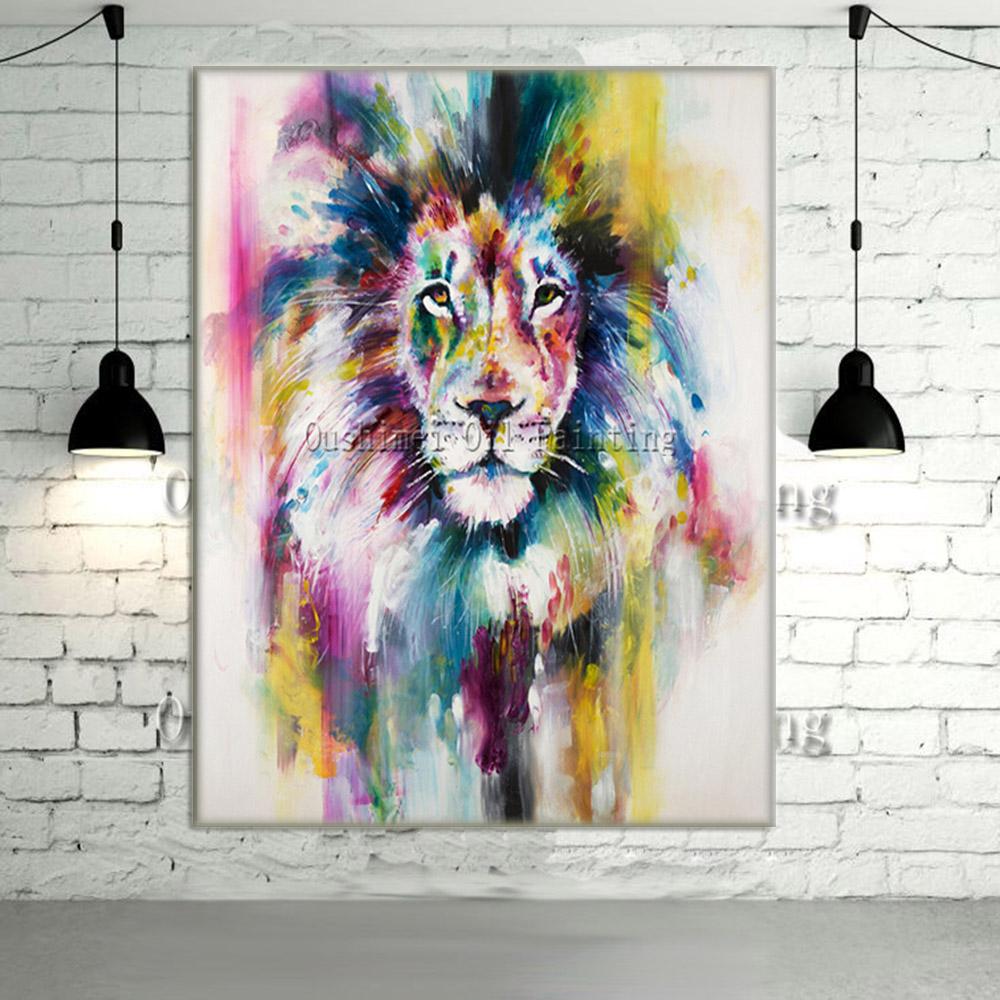 achetez en gros lion photos couleur en ligne des grossistes lion photos couleur chinois. Black Bedroom Furniture Sets. Home Design Ideas