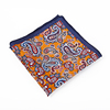 Digital Custom Print Silk Pocket Square Accept PayPal Wholesalers