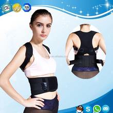 easy to wear back support belt with high quality bad posture corrector