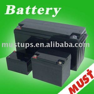 (lead acid) Gel vrla ups battery (38AH-200AH)
