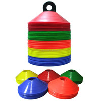 Outdoor Sports Soccer football speed Training dome Disc Agility cones