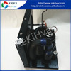 Low Sound & Vibration 24V DC Reki Semi Hermetic Condensing Units with Compressor Controller for Cabinet AC