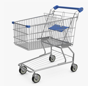Canada Shopping Cart Trolley