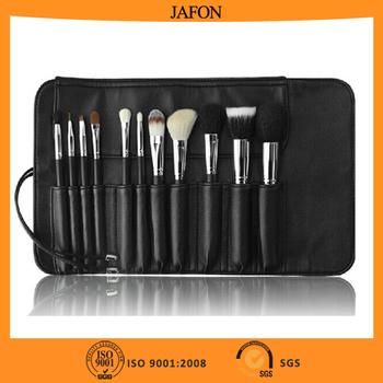 11pcs best makeup brush sets,high end makeup brush sets