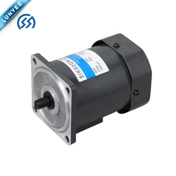 60w 220v Three Phase Low Rpm Small Ac Electric Induction Motor - Buy Low  Rpm Ac Gear Motor 60w,220v Ac Electric Motors Low Speed,Small Ac Induction