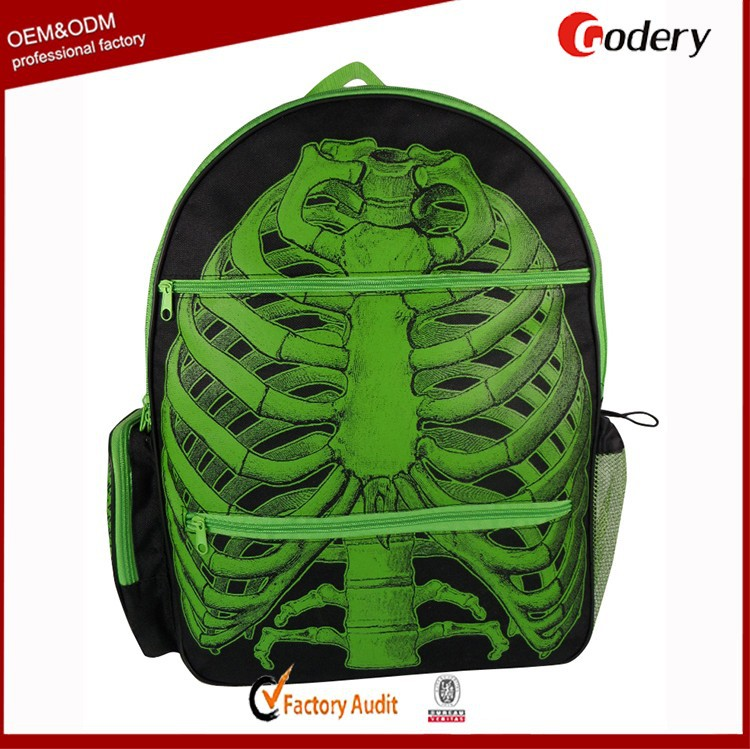 Hot Sale Design 3d School Bag/3d Backpack for Boys