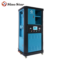 GBT-A Chinese interior vacuum and 10bar steam wash cleaner cost for car with 4 guns and sterilization