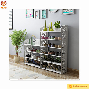 Hot sale fashion multi-layer assembly shoe rack organizer