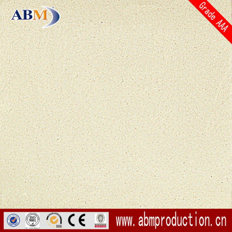 60x60 cm ivory colored vitrified floor tiles with hard body for indoor or outdoor