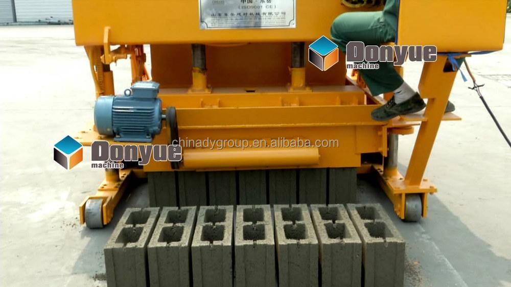 vente chaude qtm6 25 mobile brique faisant la machine. Black Bedroom Furniture Sets. Home Design Ideas