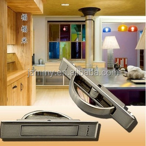 Modern and high quality hidden handle&knobs for kitchen cabinet drawer