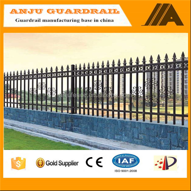 DK003 Direct Factory Price Steel Parking Lot Fence With Many Sizes
