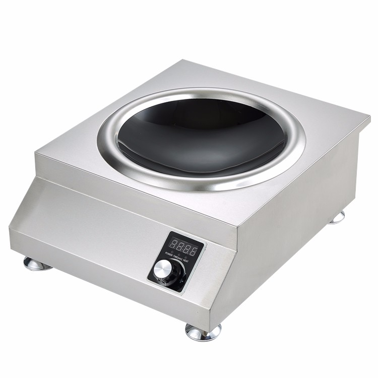 Commercial Induction Cooker ~ Chuhe freestanding commerical induction cooker with pasta