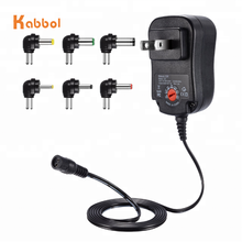 3 V 4.5 V 5 V 6 V 7.5 V 9 V 12 V <span class=keywords><strong>AC</strong></span> DC <span class=keywords><strong>Adaptor</strong></span> 3-12 V Adjustable Universal <span class=keywords><strong>Adaptor</strong></span> Daya Charger Supply untuk Lampu LED Strip Lampu