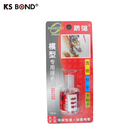 Factory Price fast drying transparent Small package DIY adhesive