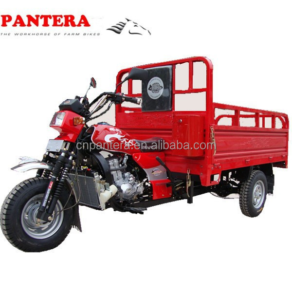 Powerful Heavy loading Four Stroke Tricycle Motorcycle In India
