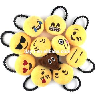 2 17 Inch Emoji Design Simple Halloween Hair Band Children S Cartoon
