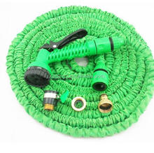 Hot Sale Portable Magic Expandable Water Hose Flexible Natural Latex Garden Hose Expandable Magic Water Hose