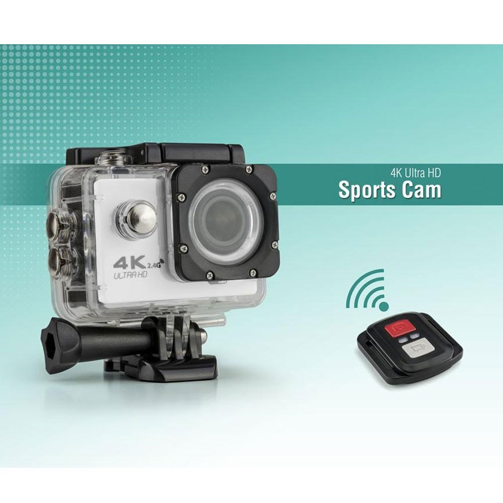 "DveeTech 4K Mini Sports DV Action Camera 2.0""LCD wifi 30M Waterproof Sport action Cam 2.4G remote"