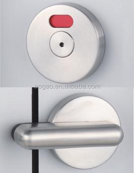 Toilet Partition Door Lock With Indicator Buy Toilet