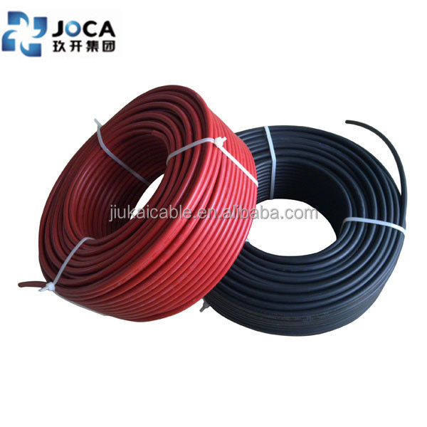 Solar Power Cable(American Standard UL USE-2) mainly used as drop wire,equipment earth wire,submersible pump wire
