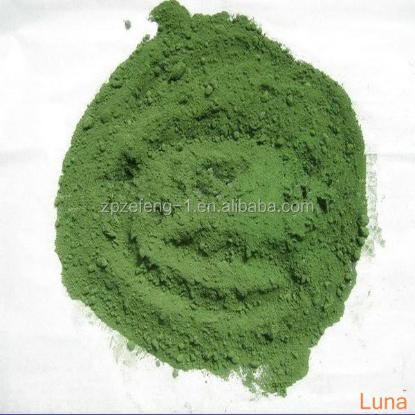 Chromium oxide green cr2o3 for refractory industry