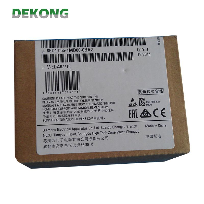 New Siemens 6ED1052-2MD00-0BA6 LOGO 12//24RCO free shipping