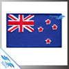 Custom Embroidery Flag Australia patch sew on/iron on/adhesive label for uniform clothing cap
