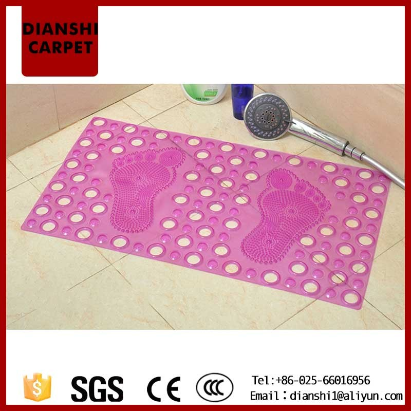 Newest Weaving Machine PVC Vinyl Floor Carpet With Modern Concise