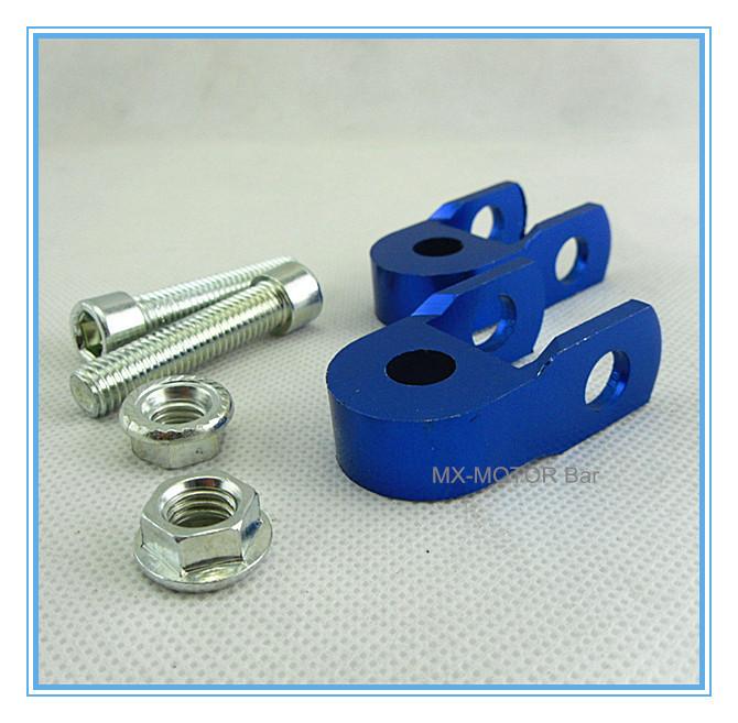 Передняя и задняя подвеска сплава адаптер / 3 см адаптер высота / настроить вилка для выше 3 см / 2 шт./компл.