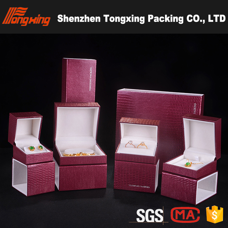 13 years experience hot selling jewelry packaging gift box, Pantone