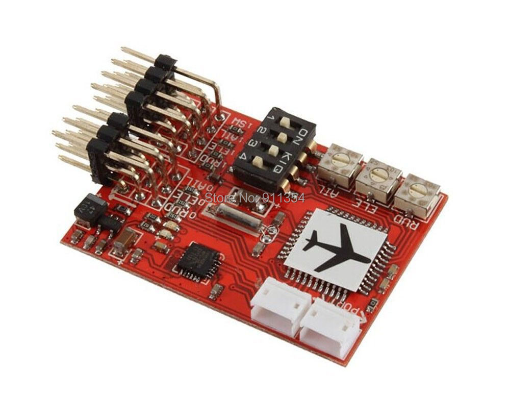 JCX-M6 Flight Controller for RC Airplane RC Model Plane FPV Fixed-wing  Airplane