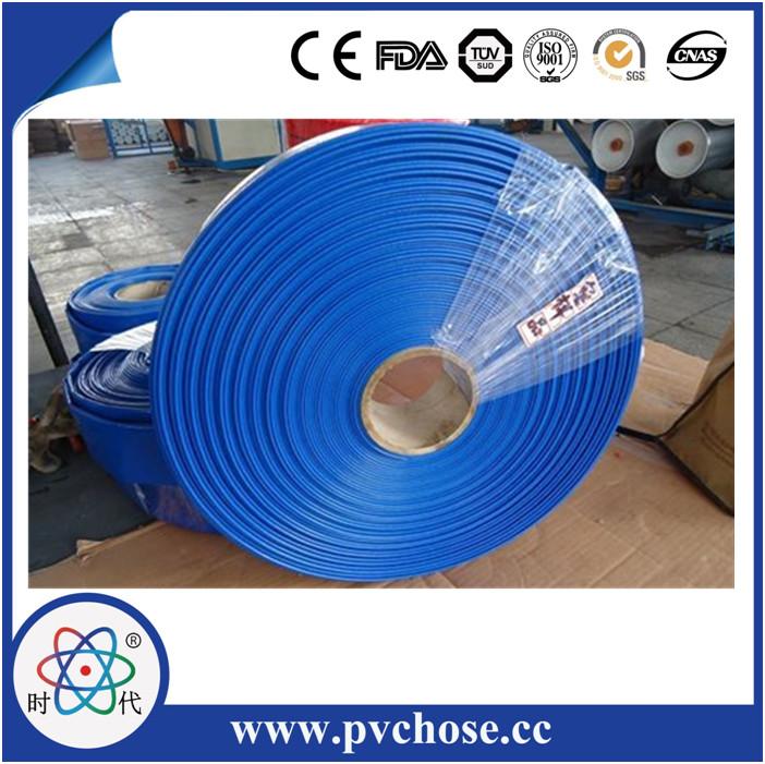 Linyi pieghevole tubo di scarico dell 39 acqua pvc layflat for Tubo di scarico del riscaldatore dell acqua