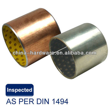 Arm bushing stabilizer bushing shock damper rod bearings for Electric motor sleeve bearing lubrication