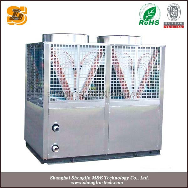 air condition spare parts air source heat pump/chiller