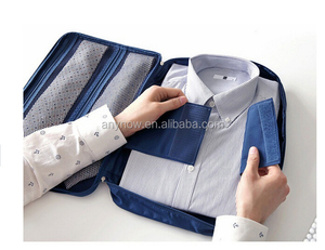 Multifunction Shirt And Tie Pouch Organizer Bag For Travelling
