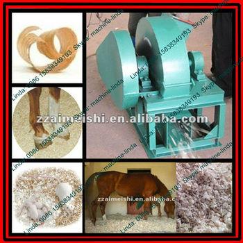 wood machine for animal bedding