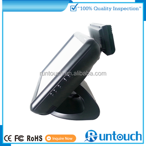 Runtouch RT-5700 Amazing all in one touch POS and cash register as customzied model integrated in 80mm thermal printer