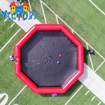 Outdoor Used Cheap Giant Inflatable Hockey Rink For Kids ...