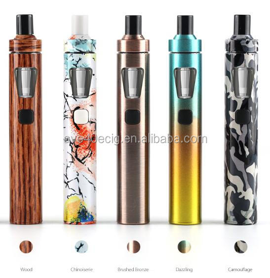 New color Joyetech eGo AIO Kit - Crackle A, B, C, D,Brushed Gunmetal,Wood,Chinoiserie,Brush