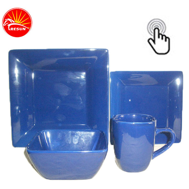 16pcs Blue Orange Purple Red stoneware Square Dinnerware Set Carrefour Dinnerware  sc 1 st  Alibaba & Buy Cheap China stoneware square dinnerware set Products Find China ...