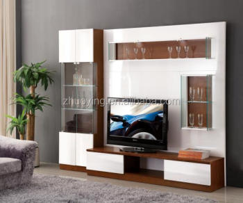 MDF Living Room Tv Cabinet Modern/cabinet Tv/new Model Tv Cabinet With  Showcase