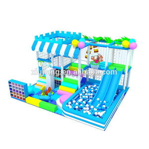 Mini Baby Indoor Soft Playground For Sale