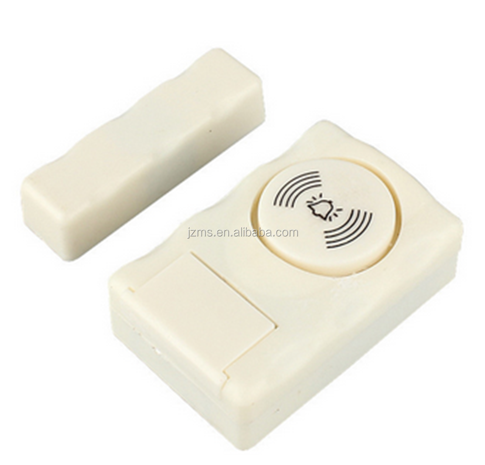 Wireless Home Security Door Window Entry Alarm, Magnetic Door Window Switch Sensor