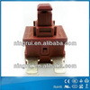 Top quality mechanical illuminated 12mm push button switch