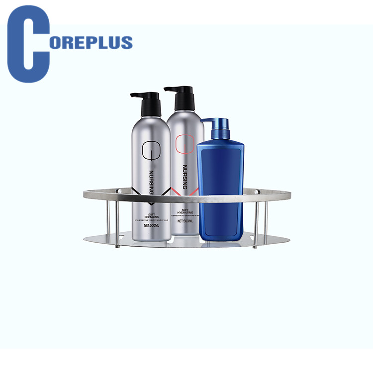 Wholesale Space Cheap Wall Mounted Bathroom Corner Shelving Caddy Shower Storage Rack