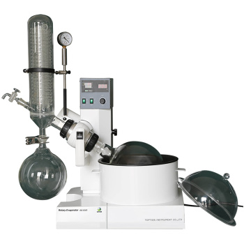 5l Chemical Lab Short Path Distillation Vacuum Rotary Evaporator Price